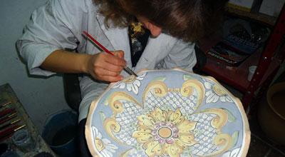 artigianato della ceramica